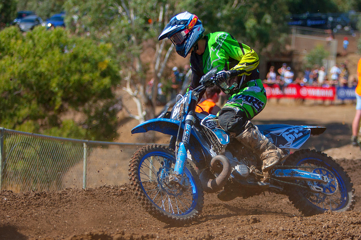 Tm Racing Australia Show Podium Potential Form At Mx Nationals