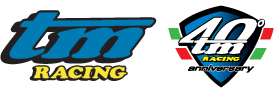 TM Racing Retina Logo