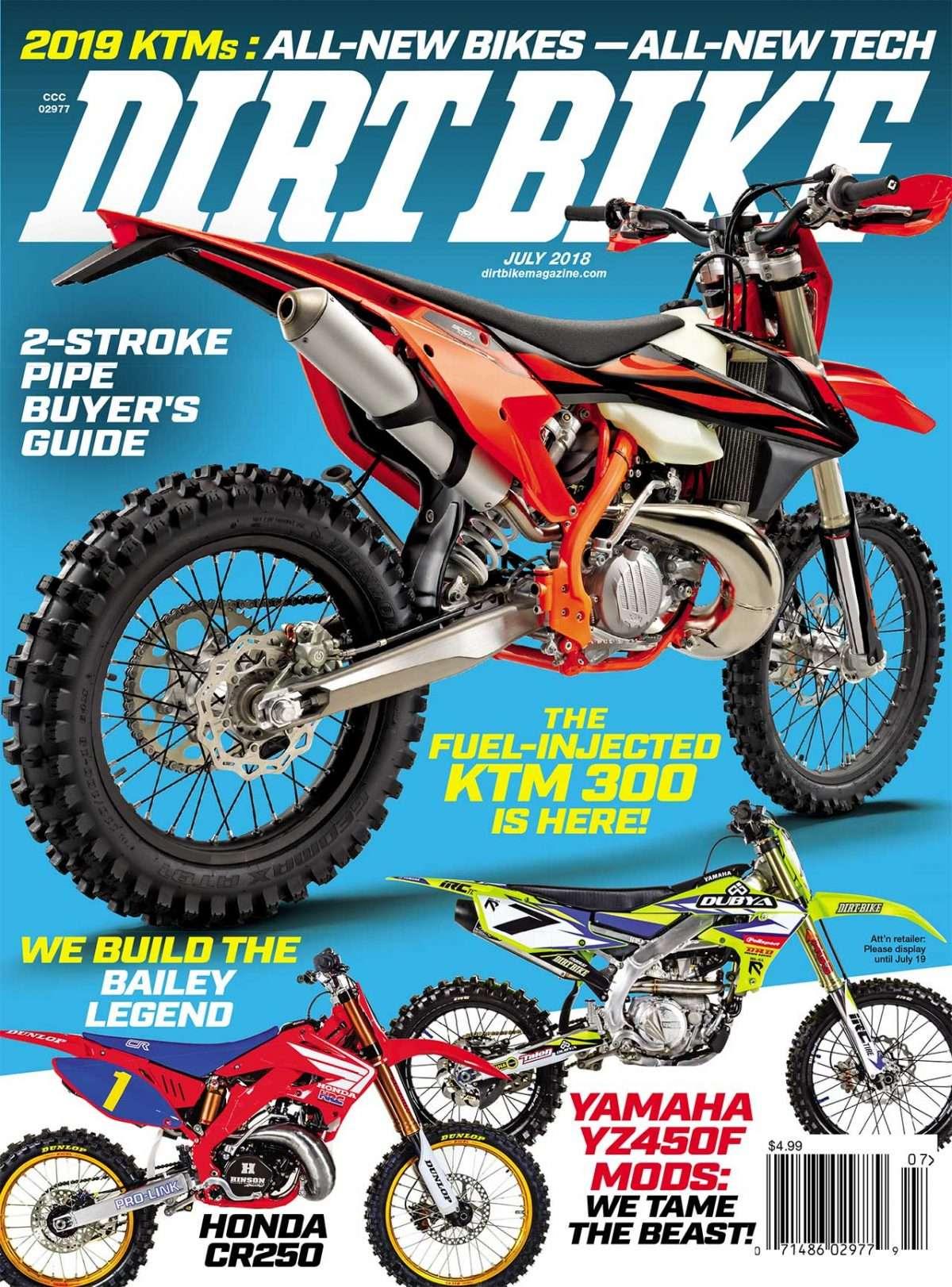 Tm Dirt Bikes >> Tm 250fi 2019 Test Dirtbike Magazine Tm Racing